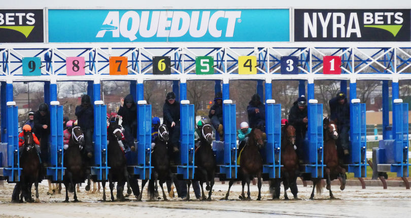 Bevy of longshots prompt Pick 6 Carryover of $29,905 into Sunday's Aqueduct card