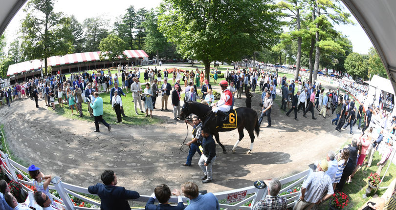 Single-day Clubhouse and Grandstand reserved seats for 2018 meet at Saratoga Race Course on sale now