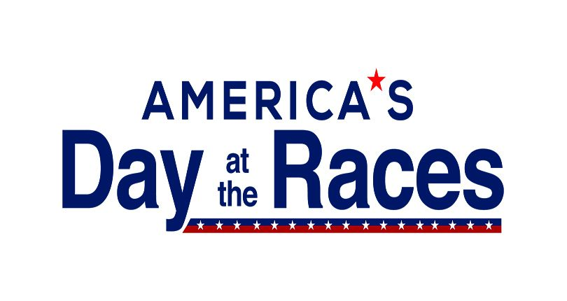 America's Day at the Races features Kentucky Derby preps, stakes action from three tracks in packed