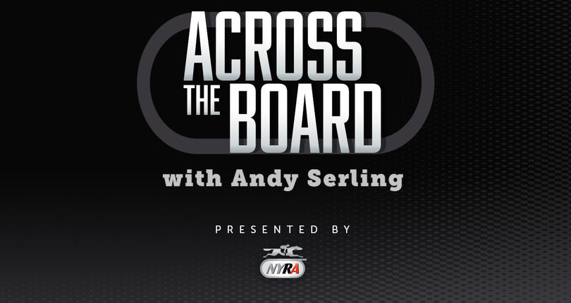Across the Board with Andy Serling Episode 9: Kiaran McLaughlin