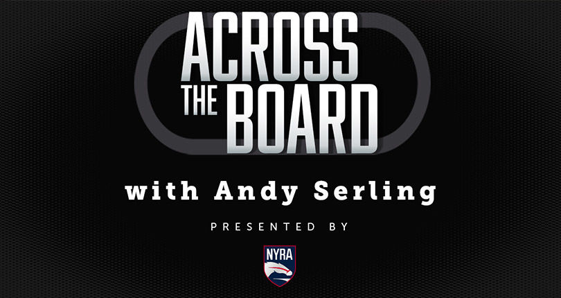 Across the Board with Andy Serling Episode 12: Richard Violette, Jr.