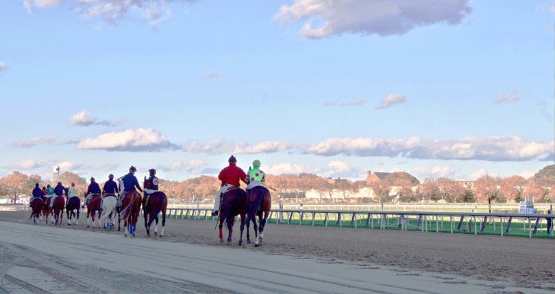 A New Year brings continued optimism for New York racing