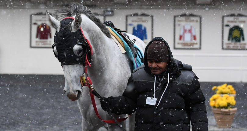 Increased purses announced for Aqueduct winter meet