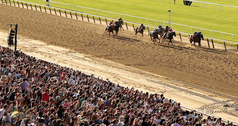 NYRA partners with Monmouth Park, Woodbine Racetrack for Sunday's Cross Country Pick 5