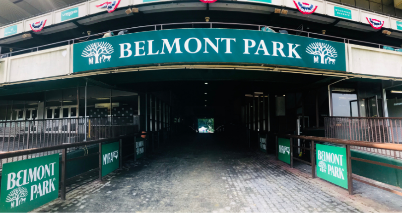 2020 Belmont Park fall meet sees 33.6 percent increase in average daily handle