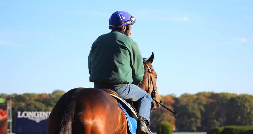 Belmont fall meet to be run in its entirety at Belmont Park
