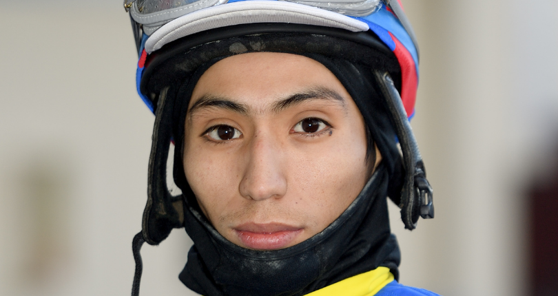 NYRA's 2020 leading apprentice rider Luis Cardenas looks for even bigger things in new year
