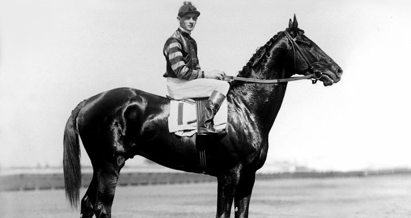 Man o' War Stakes pays homage to an all-time great