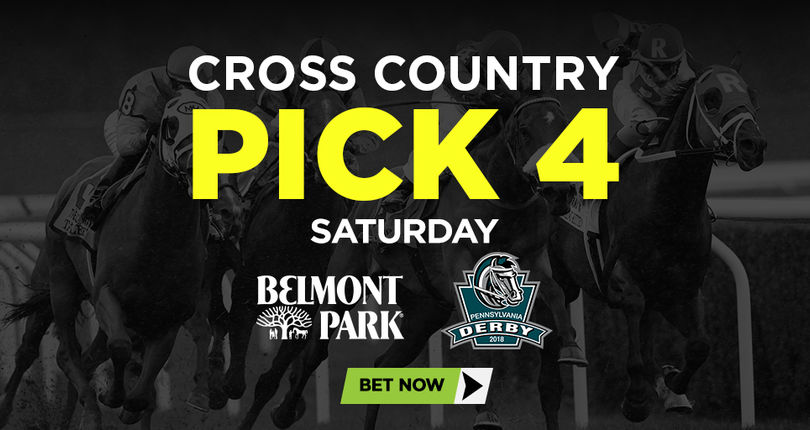 NYRA partners with Parx to offer Cross Country Pick 4 on Saturday