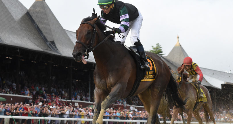 Two-time Grade 1 winner Diversify retired