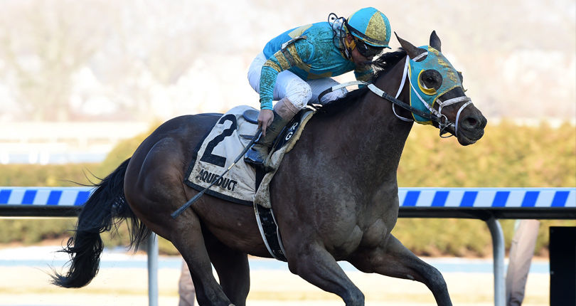 Do Share keeps glory to himself with convincing G3 Tom Fool Handicap victory