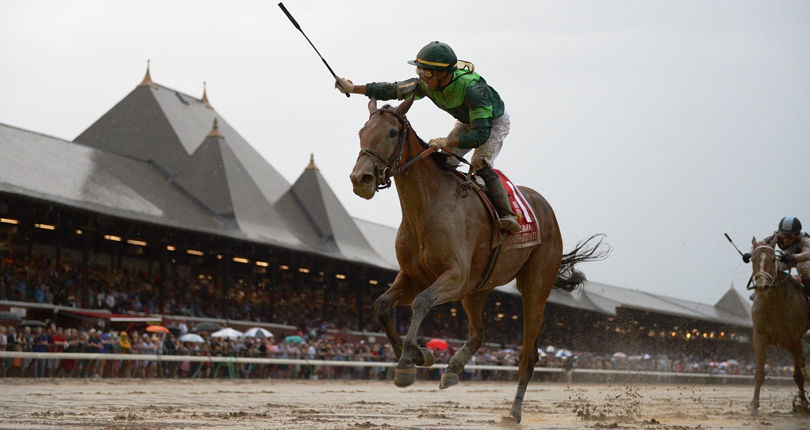 ​Dunbar Road impresses as Ortiz wins third straight G1 Alabama presented by NYRA Bets