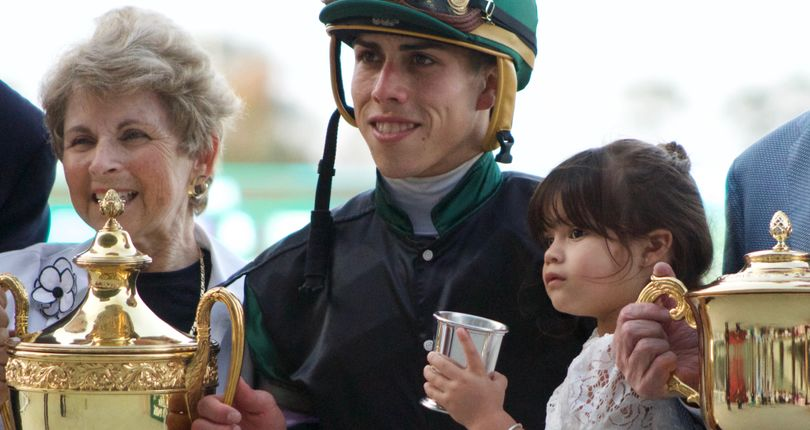 Irad Ortiz, Jr., Brown, Klaravich Stables win Belmont fall meet titles