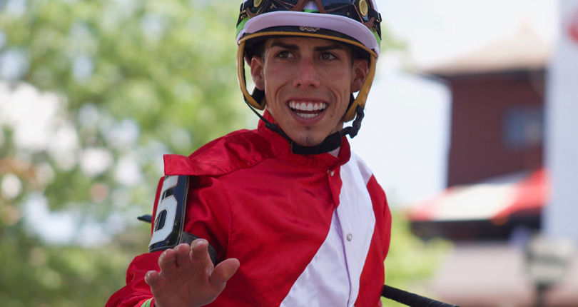 Irad Ortiz, Jr. notches five-win day at Saratoga