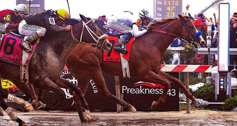 Watch The 150th Belmont Stakes Draw Nyra