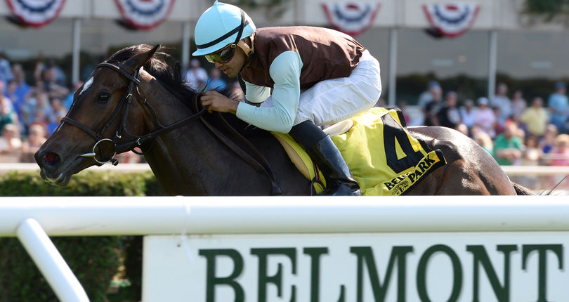 New York-breds help comprise Sunday's stakes slate with John Hettinger and Ashley T. Cole