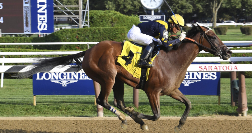 Longines to continue as official timekeeper and watch of Belmont Park and Saratoga Race Course