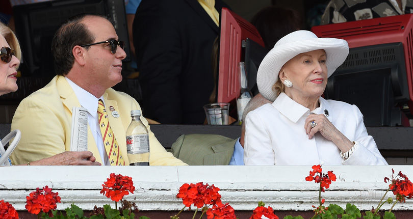 Owner, breeder and philanthropist Marylou Whitney dies at age 93