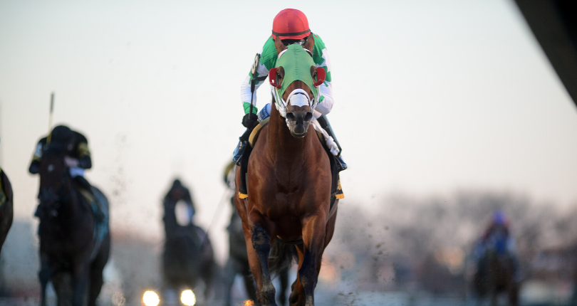 Mischevious Alex vexes field to win G3 Gotham