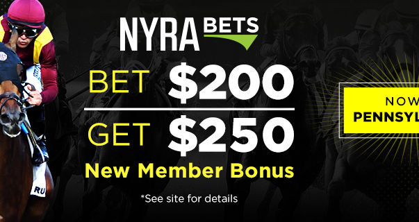 NYRA Bets now available in Pennsylvania