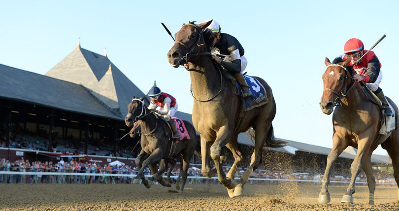 Perfect Alibi looks to continue Saratoga success in G1 Spinaway