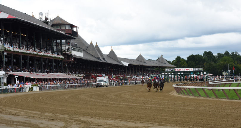 Single-day premium reserved seats in The Stretch at Saratoga Race Course on-sale beginning April 16