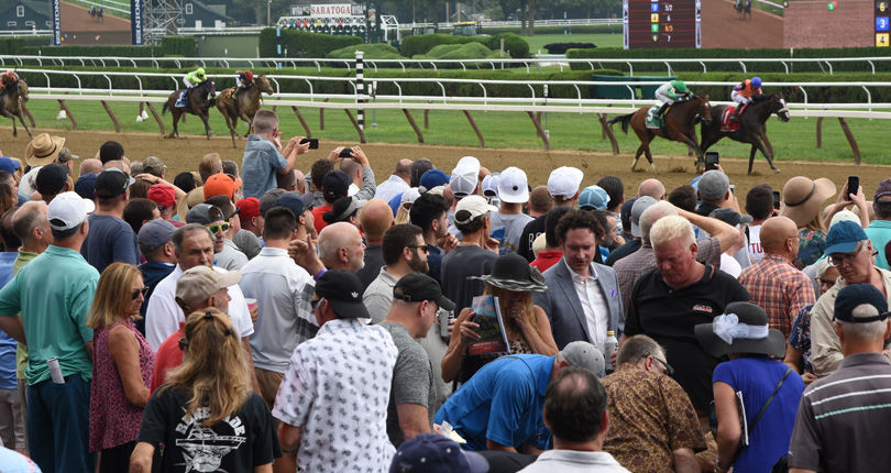 ​NYRA to offer Maiden Allowance Auction Series at Saratoga