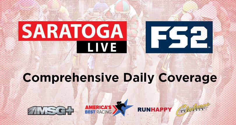 Saratoga Live returns with unprecedented coverage