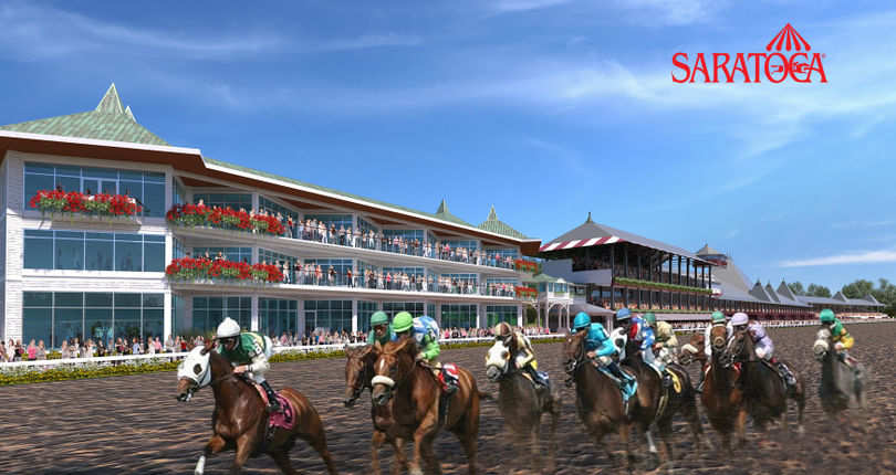 NYRA to host ceremonial groundbreaking for 1863 Club at Saratoga Race Course