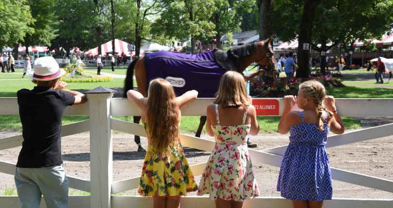 NYRA to return additional picnic space to fans by eliminating Paddock Tent at Saratoga Race Course
