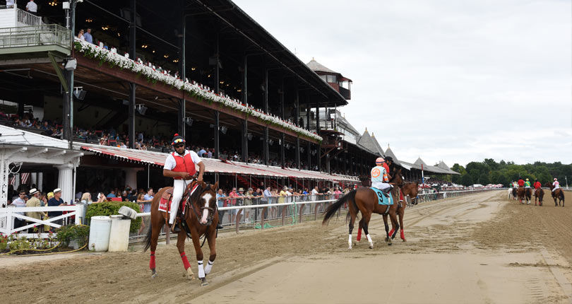 Brown, Ortiz, Jr., Klaravich Stables capture Saratoga meet titles