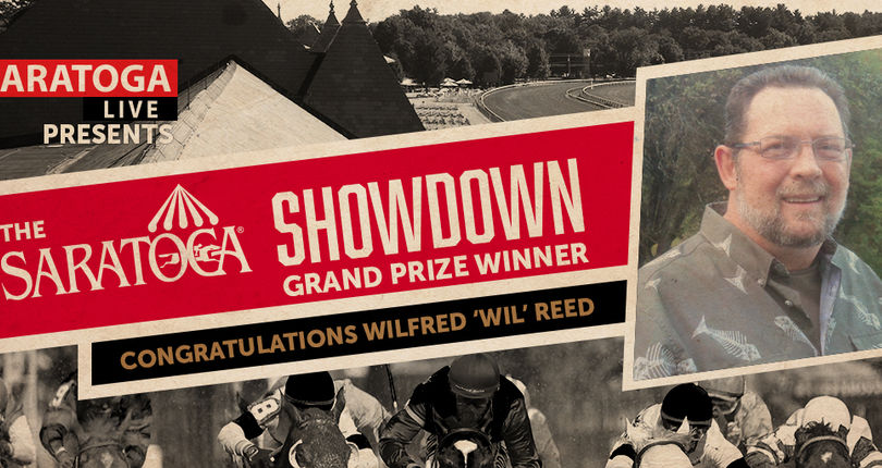 'Wagering Wizard Wil' wins inaugural Saratoga Showdown Sweepstakes Grand Prize