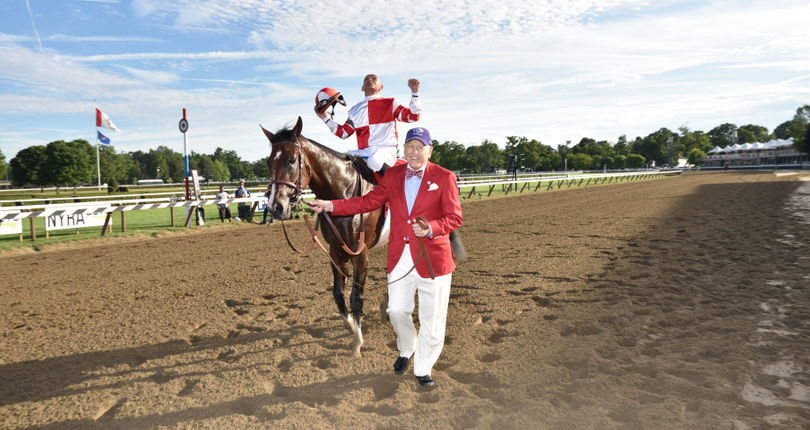 Rick Porter announces retirement of champion filly Songbird