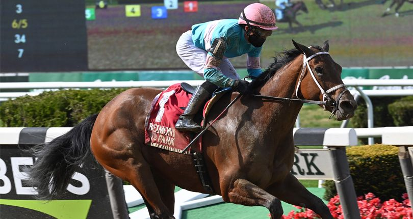 Vault locks up G2 Ruffian win with rallying score