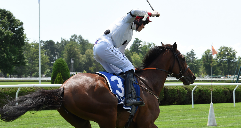 Winston C headlines G1 New York Turf Writers Cup