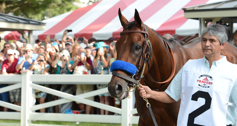 Chasing Yesterday, half-sister to 2015 Triple Crown winner American Pharoah, makes stakes debut in S