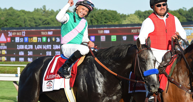 Hall of Fame jockey Mike Smith looking for a fifth Travers win on long shot Chess Chief