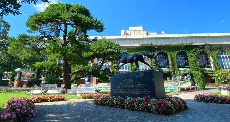 America's Day at the Races to broadcast every live race day of the Belmont Park spring/summer meet