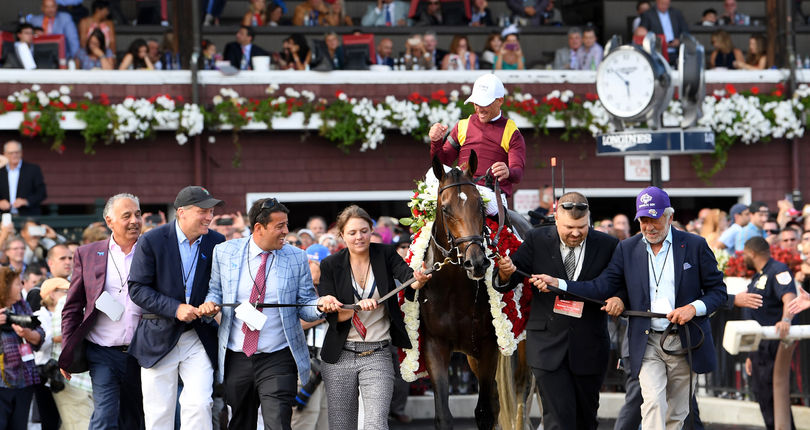 G1 Runhappy Travers hero Catholic Boy to target Breeders' Cup Classic