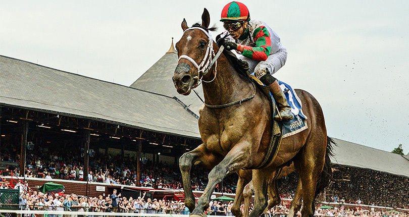 Firenze Fire headlines New York's 'Road to the Kentucky Derby' field in Saturday's Jerome