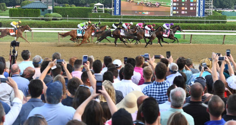NYRA posts 2019 all-sources handle of $2,108,126,369