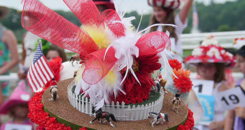 Opening Weekend at Saratoga Race Course to feature traditional Hat Contest