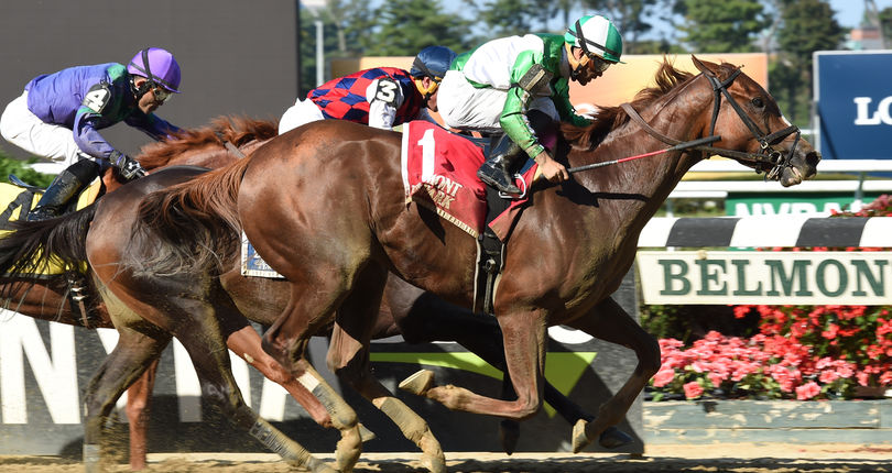 Highway Star gets back at it in Sunday's G2 Gallant Bloom