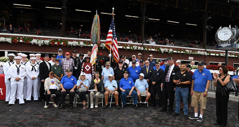 NYRA to honor service members and veterans with Military Appreciation Day at Saratoga Race Course