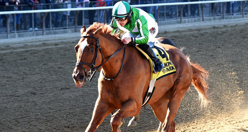 Mr. Buff pointed to G1 Clark following Empire Classic coup