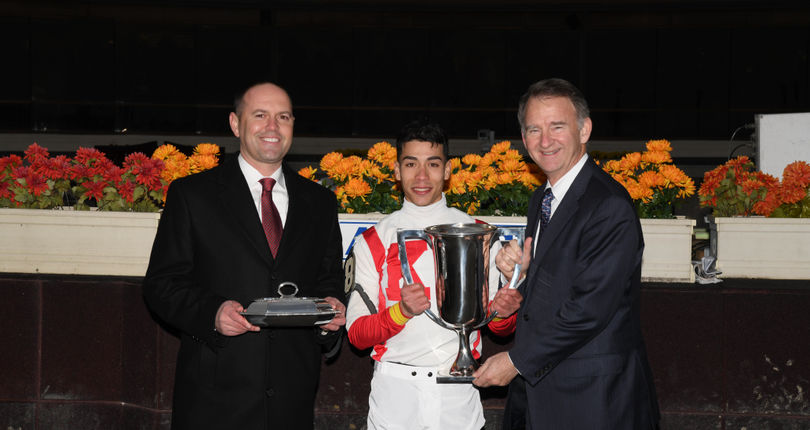 Brown, Franco, Dubb earn year-end NYRA win titles