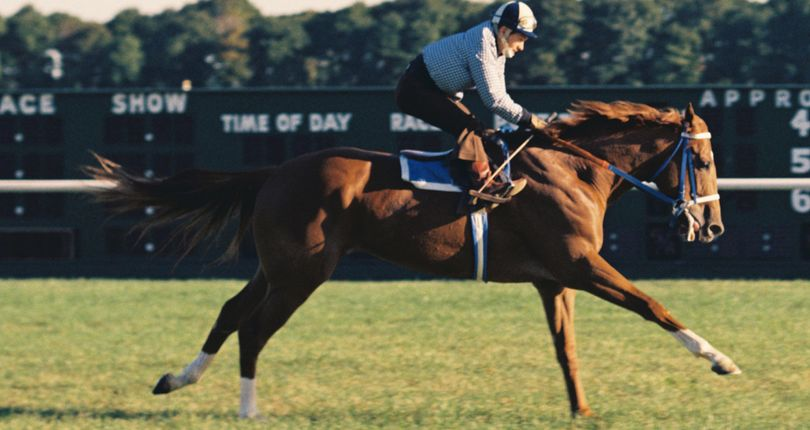 Man o'War Stakes win proved Secretariat's supremacy on turf