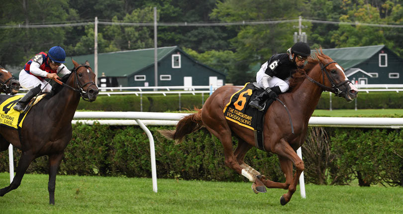 Voodoo Song looks to cast spell for sixth Saratoga win in Monday's G2 Bernard Baruch