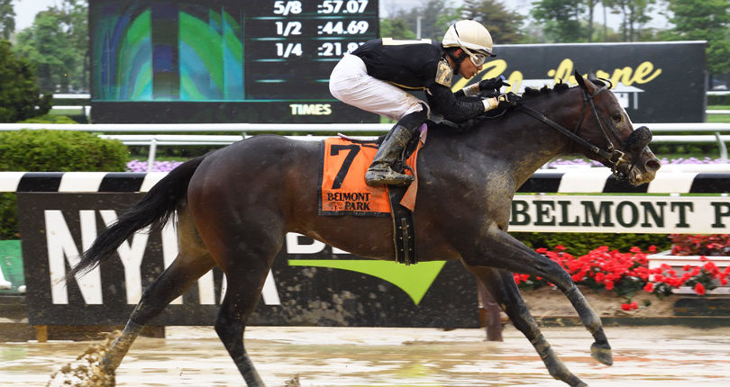 Gold Fever winner Wendell Fong possible for G1 Woody Stephens