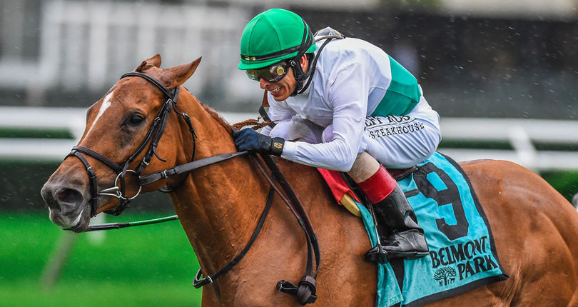 Group-stakes winner Xenobia notches first North American win with G3 Athenia score